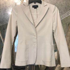 Marciano white blazer